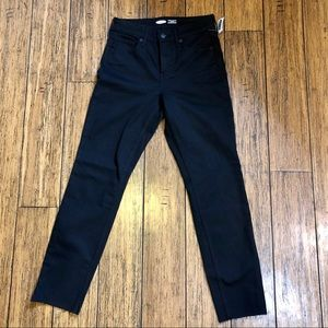 Old Navy High rise power straight. Size 2